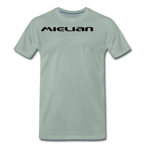 Mielian Logo - Men's Premium T-Shirt