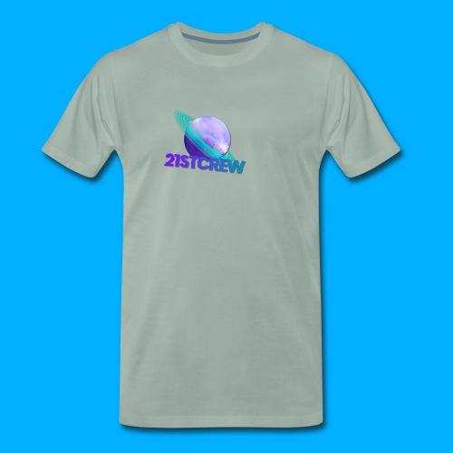 PurpleSaturn T-Shirt Design - Men's Premium T-Shirt