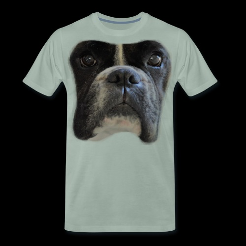 boxer big face - Men's Premium T-Shirt