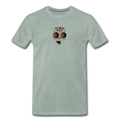 Crane de mort - T-shirt Premium Homme