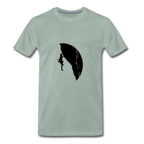 Kletterer - Männer Premium T-Shirt