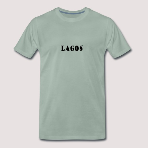 Lagos - Men's Premium T-Shirt
