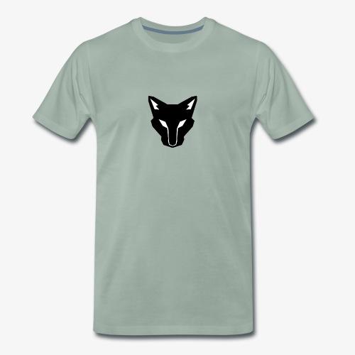 OokamiShirt Noir - T-shirt Premium Homme