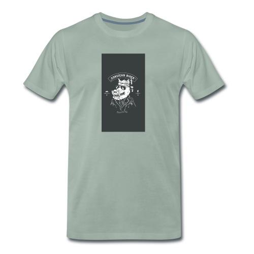 CORSEAMOTO coque png - T-shirt Premium Homme