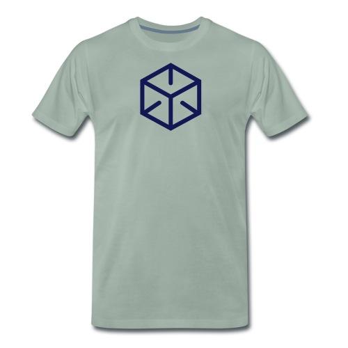3d Box - Männer Premium T-Shirt