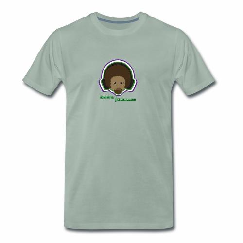 Logo w title - Men's Premium T-Shirt