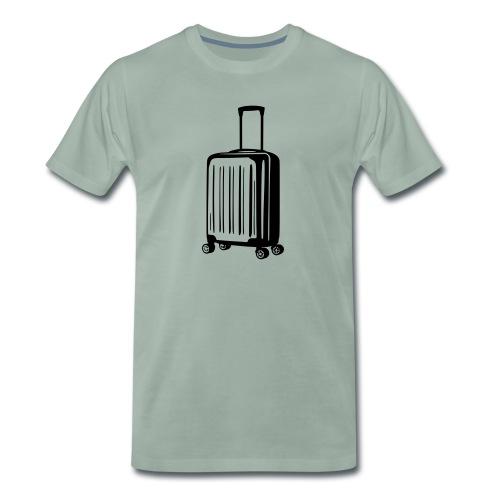 valise vectoriel - T-shirt Premium Homme