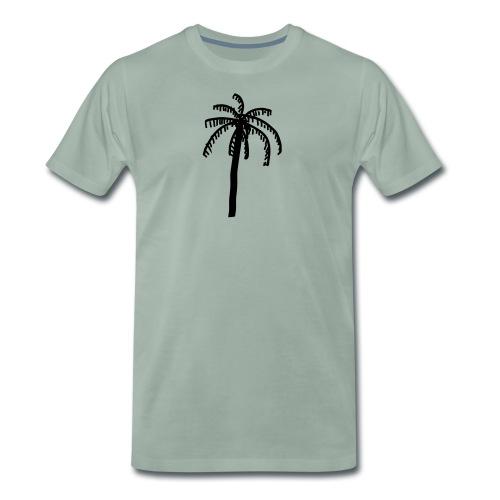Palme No.1 - Männer Premium T-Shirt