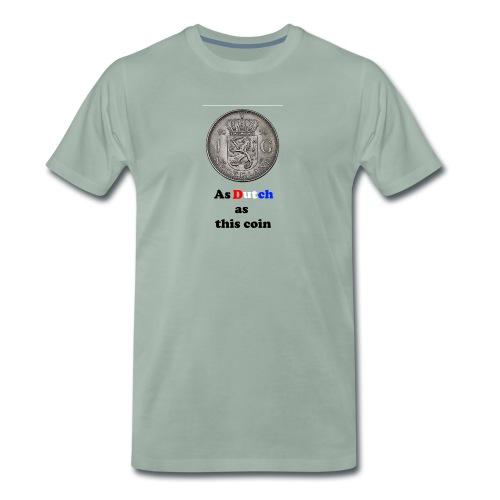 Hollandse Gulden - Mannen Premium T-shirt