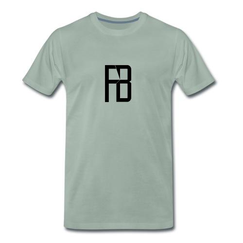 FB-Logo - Männer Premium T-Shirt