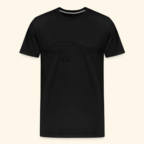 Life-Leben - Männer Premium T-Shirt