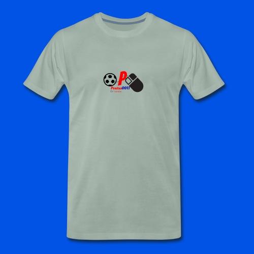 Mousepad 2016 logotyp - Premium-T-shirt herr