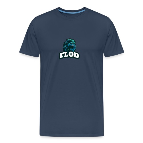 Mijn FloD logo - Mannen Premium T-shirt