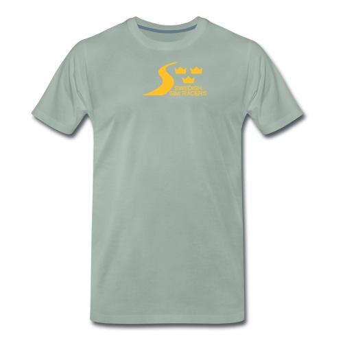 ssrlogo - Premium-T-shirt herr