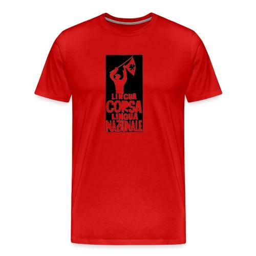 lingua corsa - T-shirt Premium Homme