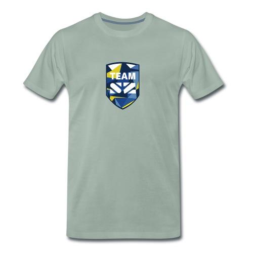 Team SZ - Premium-T-shirt herr