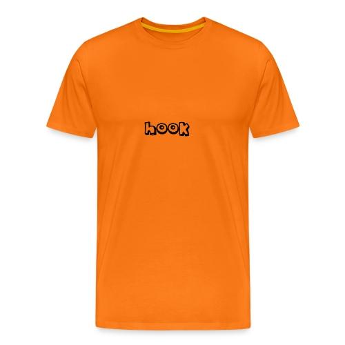 HOOK CLASSIX - Maglietta Premium da uomo