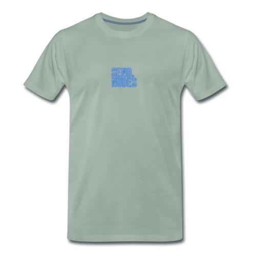 Send.Nudes - Men's Premium T-Shirt