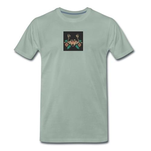 La armonía de quién ve a través de mis ojos - Camiseta premium hombre