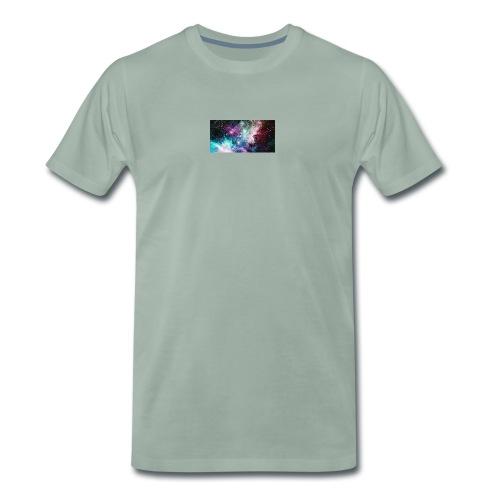 galaxy lux - Men's Premium T-Shirt