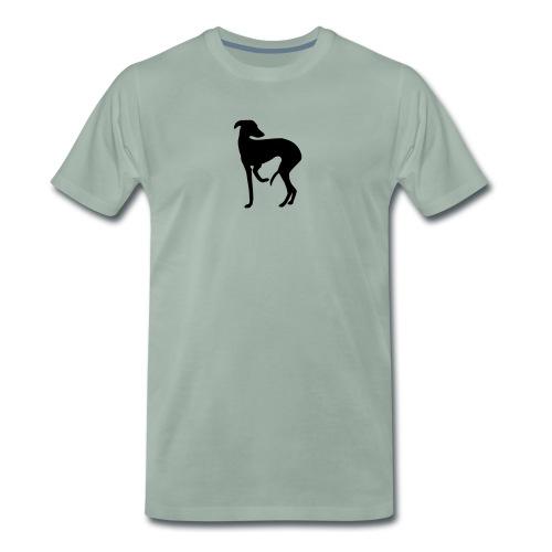 Windspiel - Männer Premium T-Shirt