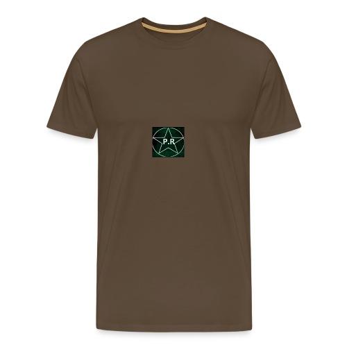 logo P.R - T-shirt Premium Homme
