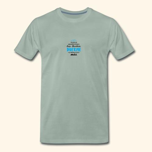 Duerme 😎 - Camiseta premium hombre
