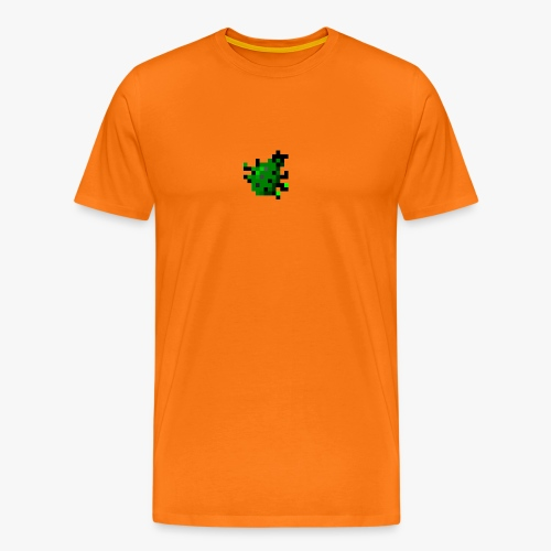BUG2 png - Men's Premium T-Shirt
