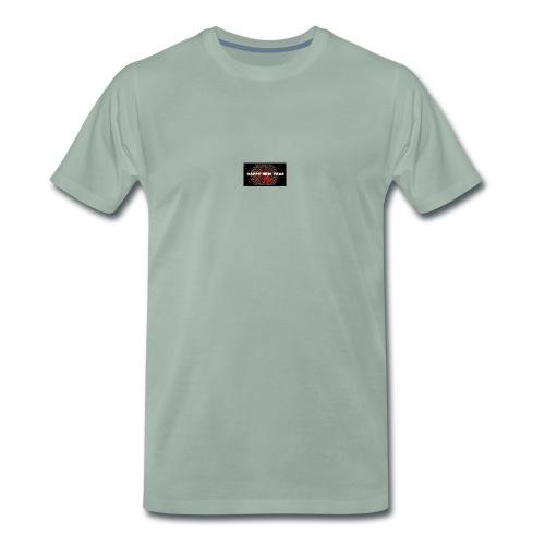 2018 NEW YEAR - Men's Premium T-Shirt