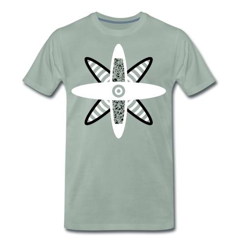 MAGIC - BLACK - WHITE - Männer Premium T-Shirt