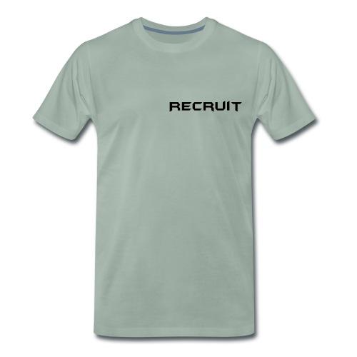 Recruit - Men's Premium T-Shirt