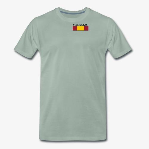 CHAPA FAMIR - Camiseta premium hombre