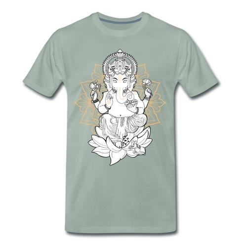Ganesha - Maglietta Premium da uomo