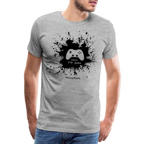 Join the game - Men's Premium T-Shirt