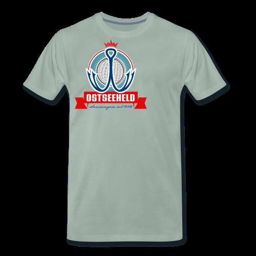 geweihbär Ostseeheld - Männer Premium T-Shirt
