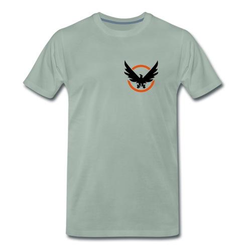 Division_eagel - Premium-T-shirt herr