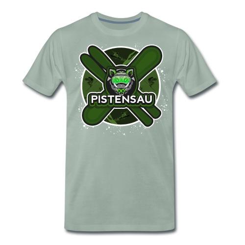 PistenSau NuClear - Männer Premium T-Shirt
