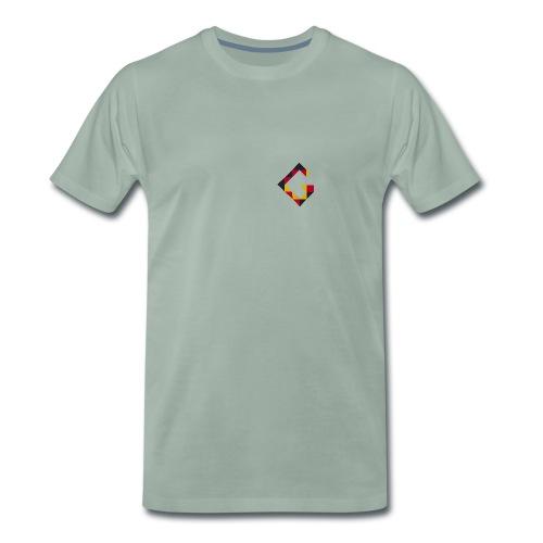 G wie Germany - Männer Premium T-Shirt