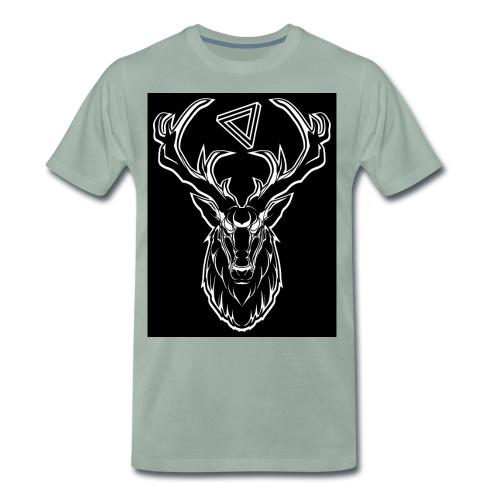 hirsch shirt - Männer Premium T-Shirt