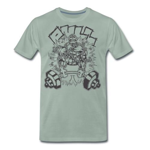 Pull Schwarz - Männer Premium T-Shirt