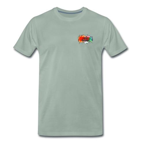 OLD SCHOOL - T-shirt Premium Homme