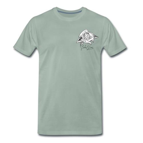 € urose B / W - Men's Premium T-Shirt