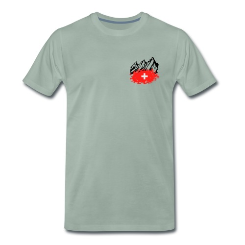 Swiss Spirit Collection - T-shirt Premium Homme