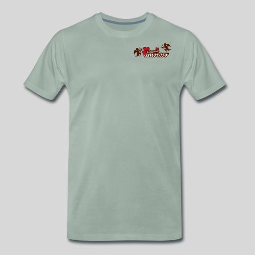amoros + engel - Männer Premium T-Shirt