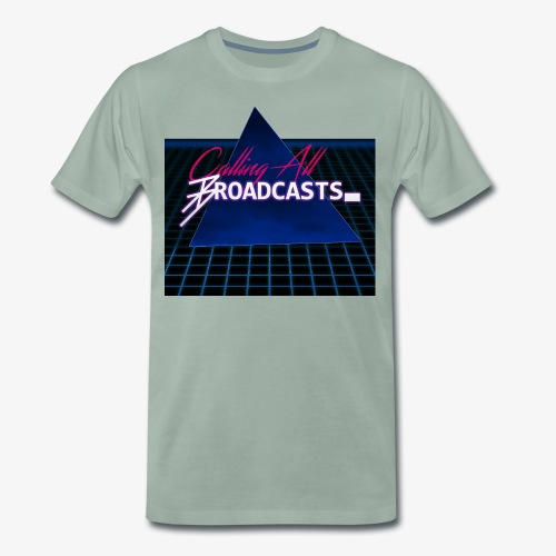 80s Design - Men's Premium T-Shirt