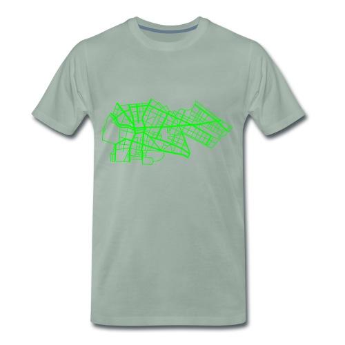 Berlin Kreuzberg - T-shirt Premium Homme
