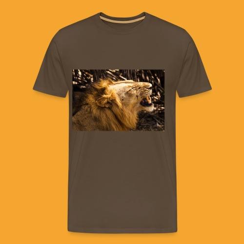 TANZANIA 6091 jpg - Männer Premium T-Shirt