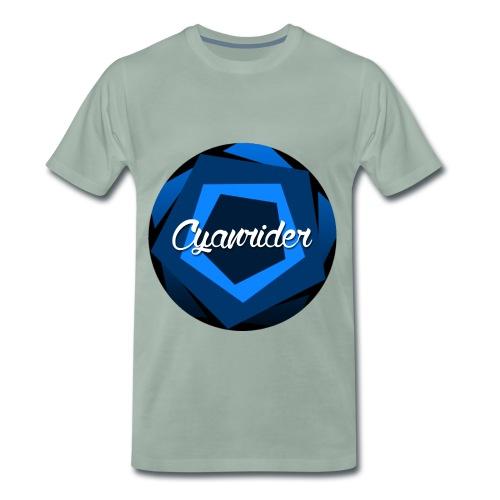 Cyanrider - Männer Premium T-Shirt