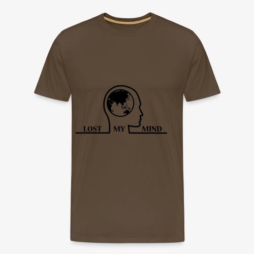 LOSTMYMIND - Men's Premium T-Shirt