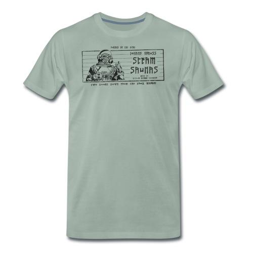 johannkrausssauna4 - Men's Premium T-Shirt